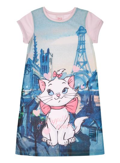 1ec92e56d5 Kids Girls Multicoloured Disney Marie Pyjamas (2-8 years)