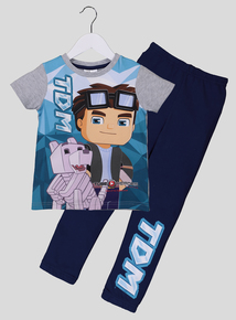 Tube Heroes Pyjama Set (3-10 Years)