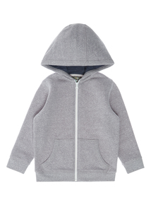 Boys Grey Snow Marl Sweat (9 months - 5 years)