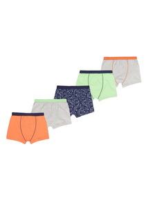 Multicoloured Sloth Trunks (2-12 years)