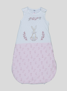 'Guess How Much I Love You' Pink Sleep Bag (0-24 months)