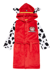 Red Paw Patrol Marshall Dressing Gown (1-6 years)