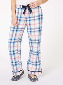 Check Pyjama Trousers