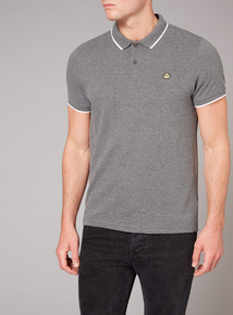 Admiral Grey Smart Polo Shirt