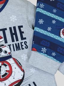 Star Wars BB8 Christmas Pyjamas (3-12 Years)