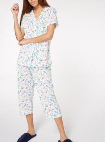 Raining Cats and Dogs Traditional Pyjamas