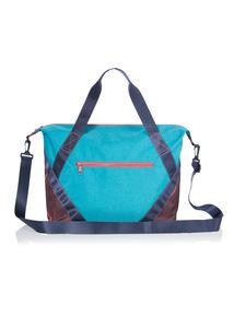 Multicoloured Olympic Street Gym Bag