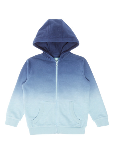 Blue Ombre Sweat (9 months - 6 years)