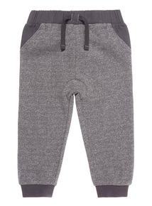 Boys Grey Jogger (0 - 24 months)