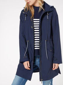 Jersey Lined Parka