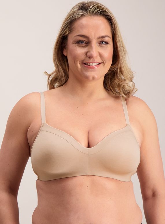 76d3170cc849a Womens 2 Pack Smoothing Balcony Bras