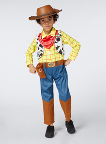 Boys Multicoloured Toy Story Costume (2 - 10 years)