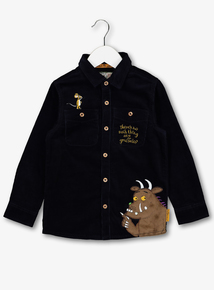 The Gruffalo Navy Cord Shirt (9 Months - 6 Years)