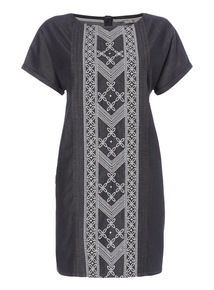 Voodoo Embroidered Tunic