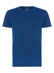 Royal Blue Crew Neck T-shirt