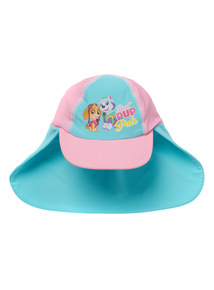 Multicoloured Paw Patrol Keppie Hat (1 - 6 years)