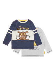 Multicoloured Gruffalo Tees 2 Pack (9 Months-5 Years)