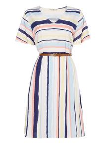 Pinata Striped Dress