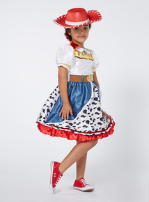 Multicoloured Toy Story Costume (2-10 years)
