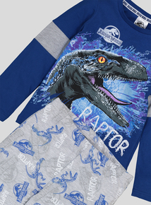 Jurassic World Long-Sleeved Pyjamas (3-12 Years)