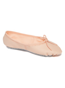 Ballet Shoes In Mesh Bag (4 Infant - 4)