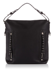 Black Optical Back Pack