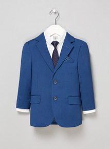 Navy Smart Occasion Suit Jacket (3-14 years)