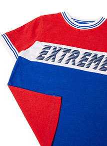 Multicoloured 'Extreme' Racer T-Shirt (3-14 years)