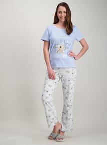 b5100c1fe1 Blue Mother s Day Boofle Pyjama Set