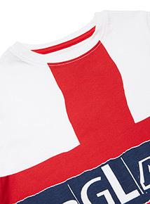 White England Print T-shirt (3-14 years)