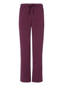 Purple Premium Loungewear Trouser