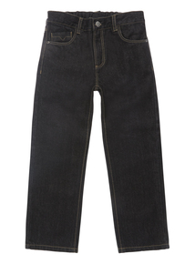 Boys Black Basic Jeans (3 - 12 years)