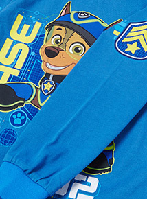 Blue Paw Patrol Pyjama Set (3-14 years)