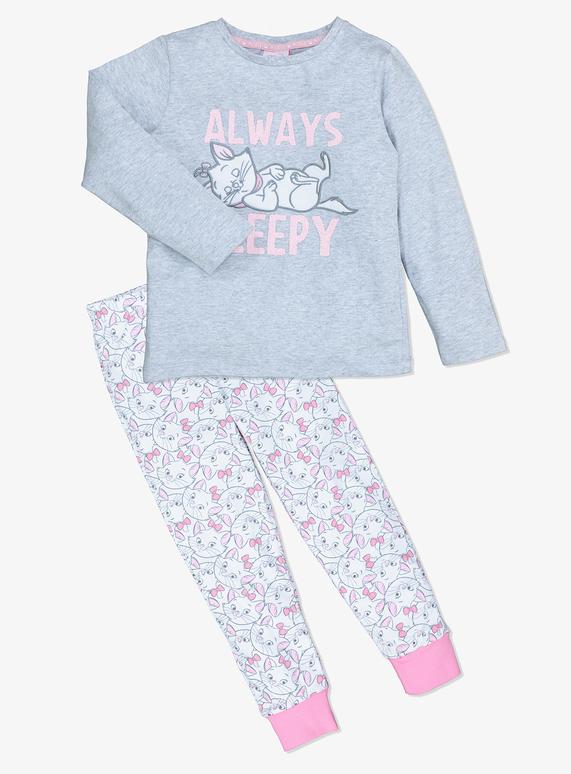 3417b82f7f Kids Disney Aristocats Marie Pyjama Set (2-10 Years)