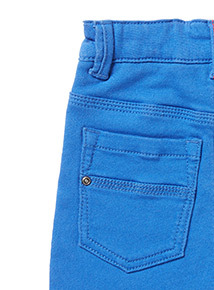 Blue Contrast Stitch Jeans (9 months-6 years)