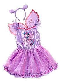 Purple Twilight Sparkle My Little Pony Costume (2-10 years)