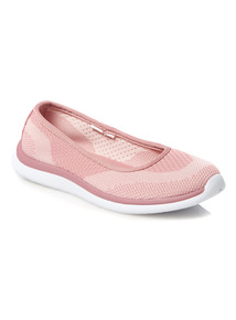 Sole Comfort Ballerina Pumps