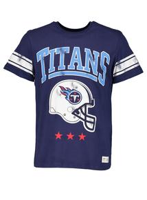 NFL Blue Titans Logo T-Shirt