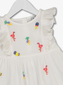496904dd09898 Multicoloured Dress and Shorts Set (9 months - 6 years)