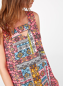 Multicoloured Tunic