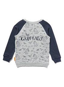 Multicoloured The Gruffalo Sweatshirt (9 months- 6 years)