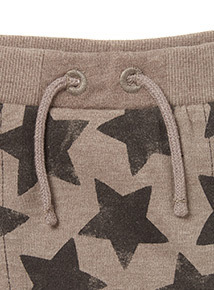 Grey Star Joggers (0-24 months)