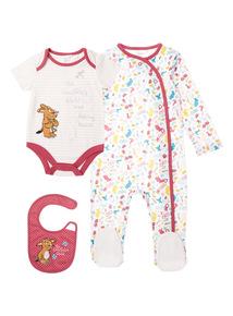 Pink Gruffalo Starter Set (0-24 months)