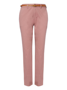 Coastal Belted Chino Trousers