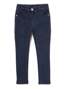 Dark Denim Skinny Jeans (3-14 years)