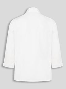 Teen White Fashion Shirt (10-16 years)