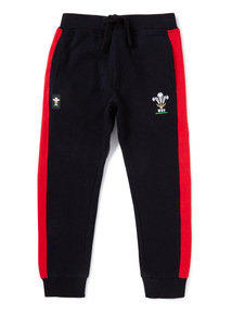 Multicoloured Welsh Rugby Union Joggers (3-14 years)