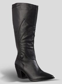 4d43cf7f35e4f Premium Online Exclusive Black Long Leg Boot