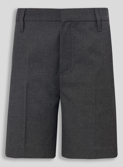 Grey Classic Shorts 2 Pack (3 - 12 years)