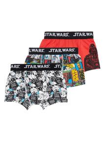 Star Wars Disney Trunks 3 Pack